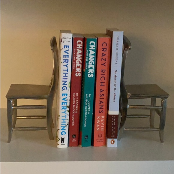 Pottery Barn Bookends (1 set of two)
